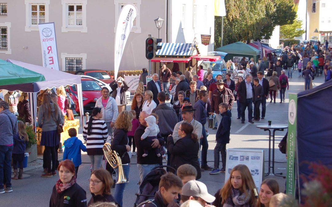 Herbstmarkt Nachlese