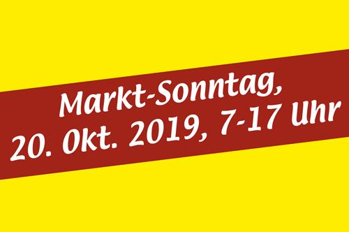 Herbsmarkt 2019